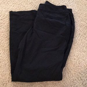 Lane Bryant Right Fit dress pants.  14 Tall